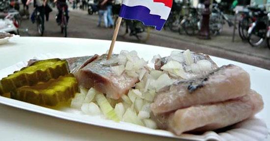 با تعدادی غذای هلندی بسیار لذیذ آشنا شوید