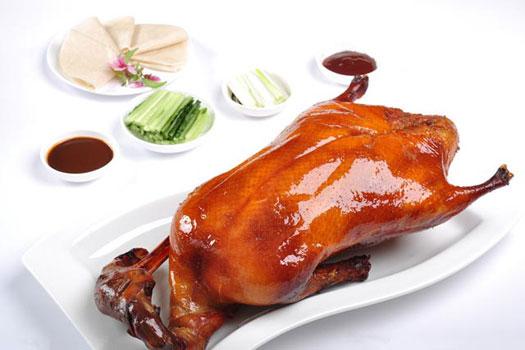طرز تهیه اردک کبابی با سبزیجات