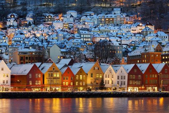 شهرها و روستاهای ناشناخته و بکر اروپا را ببینید