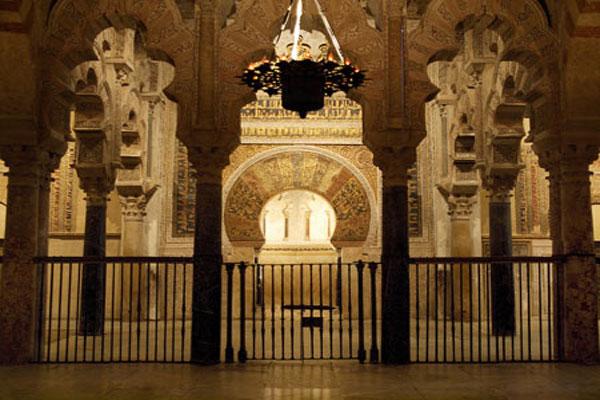 مسجد قرطبه با معماری ایرانی در اسپانیا