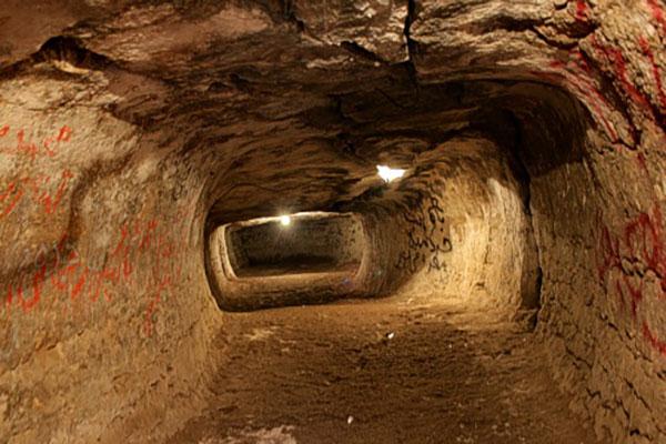 دیدنی های کردستان: غار کرفتو در شهرستان دیواندره