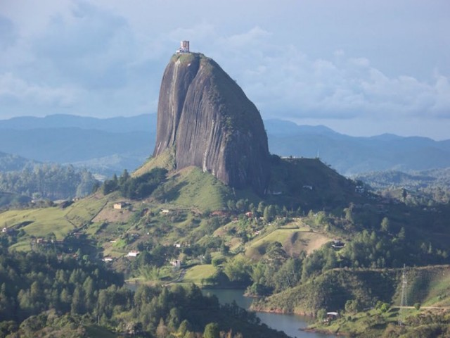 برای دیدن این منظره بی نظیر باید 659 پله را بالا بروید!
