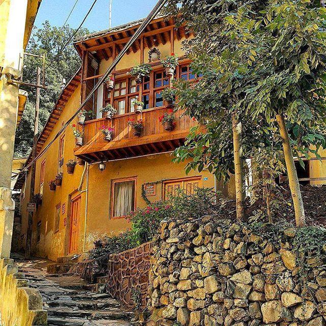 با این تصاویر به روستای ماسوله سفر کنید
