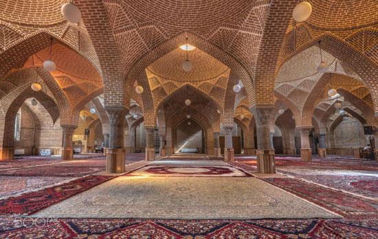 بازار تبریز، از زیباترین بازارهای سنتی ایران