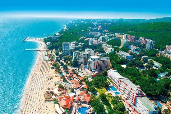 وارنا، بهشت ساحلی بلغارستان