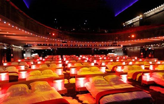 شگفت انگیز ترین سینماهایی که تا کنون دیدهاید!